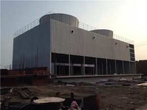 山东恒兴化工厂3000吨水轮机冷却塔