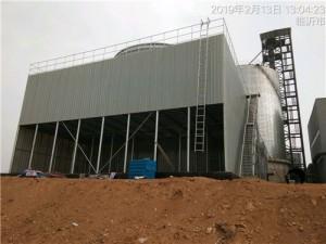 常州大型钢结构冷却塔