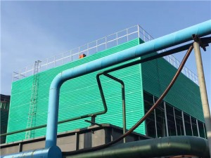 无锡大型钢结构冷却塔